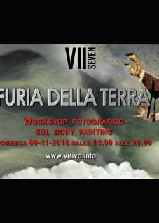 adelarte, air fury, body painting, fotografico, furia dell'acqua, furia della natura, roma, story telling, visiva, workshop